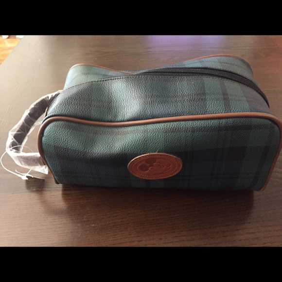 Disney Bags   Plaid Dopp Kit From   Poshmark e6380bb7fd